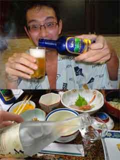 110322東北の旅・銀河高原ビールと地酒