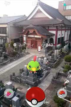 170320お寺にポケモン.jpg
