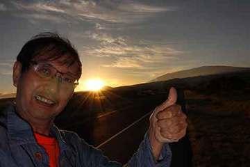 180509マウナケアの夜明けd.jpg