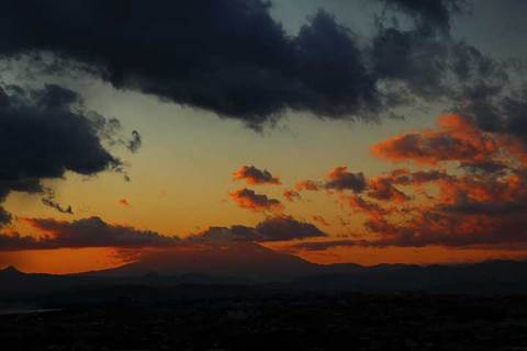 171215夕方の富士a.jpg